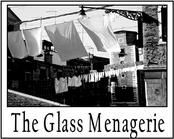 essay on glass menagerie Free essay on the theme of escape in the glass menagerie available totally free at echeatcom, the largest free essay community.